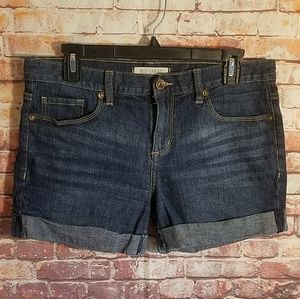 Bullhead cotton jean shorts